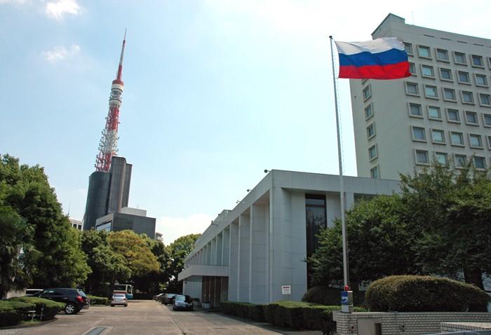 Новогодний утренник Школы имени Рихарда Зорге в Токио!