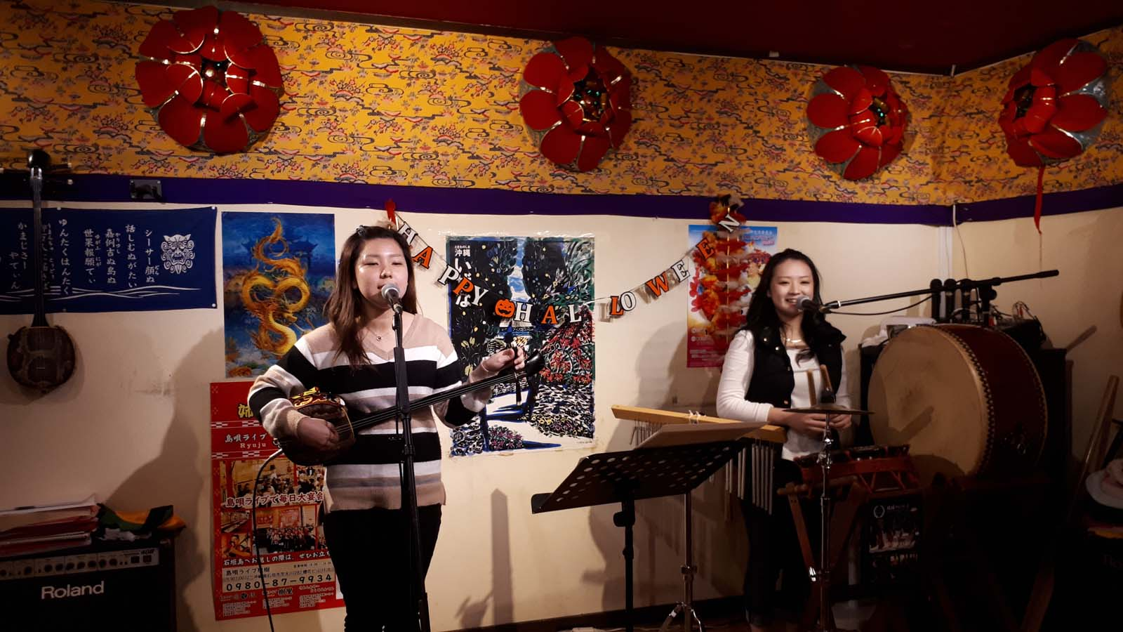 """Японские народные песни """"минъё""""!"""