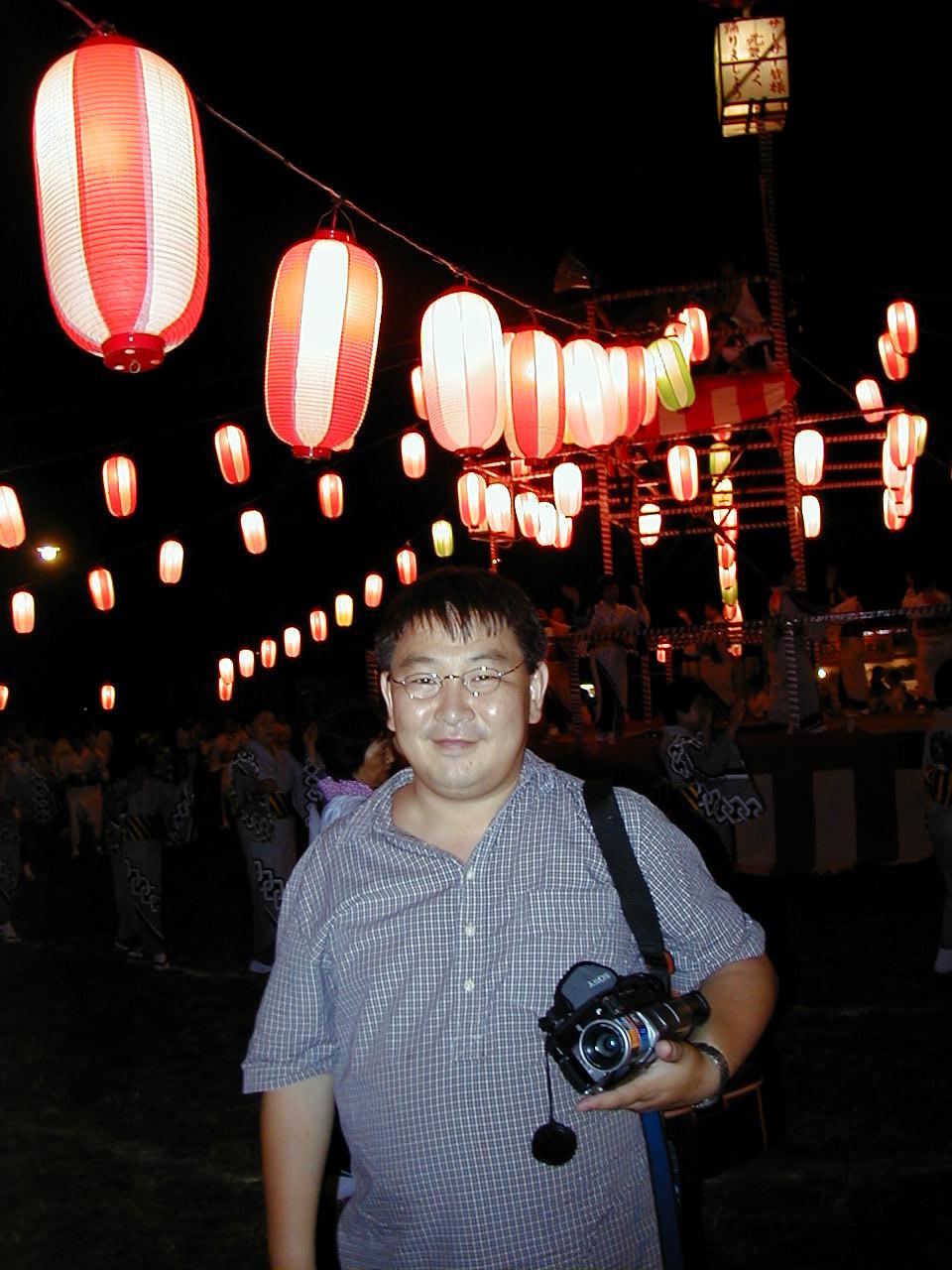 Праздник лета - Нацу-мацури или Бон-одори в Токио!