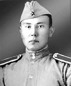 Ветеран Великой Отечественной войны Николай Афанасьев на японском языке! 第二次世界戦争のサハ人ベテランは日本語で話す!