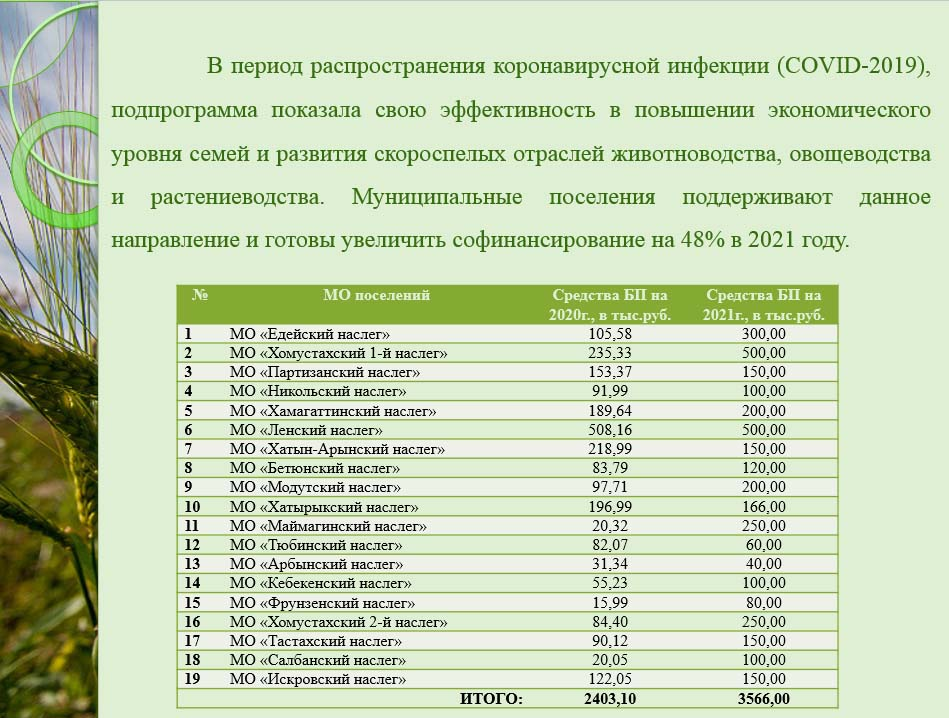 Семейная экономика - наш ответ коронавирусу covid-19!