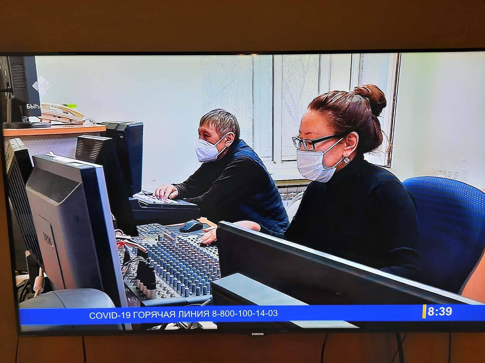 Радиослушатели поздравляют Якутское радио!