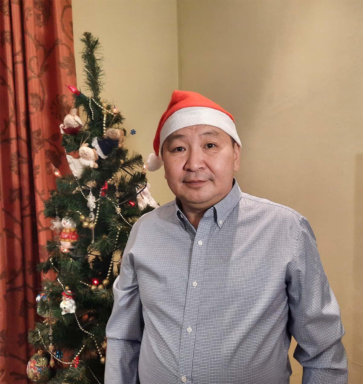 Jingle Bells по якутски!