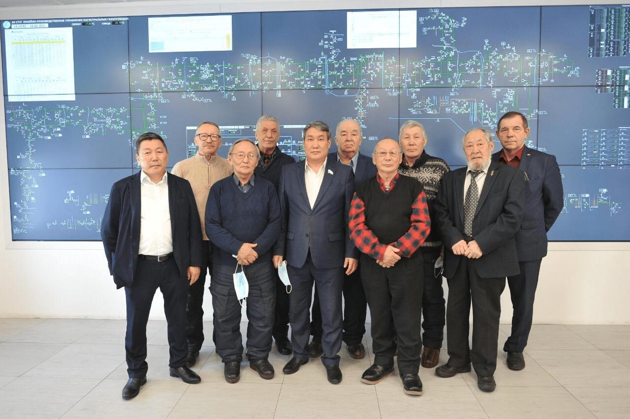 Комплексный подход к освоению и резервированию газового сырья в Центральной Якутии