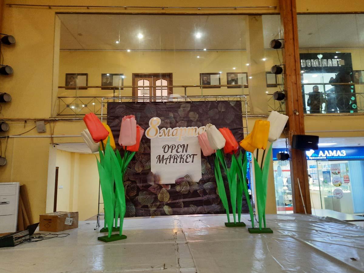 Ярмарка Open Market в Кружало! 6-7 марта 2021 года!