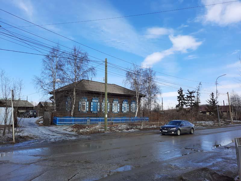 Олекминск в апреле 2021 года!