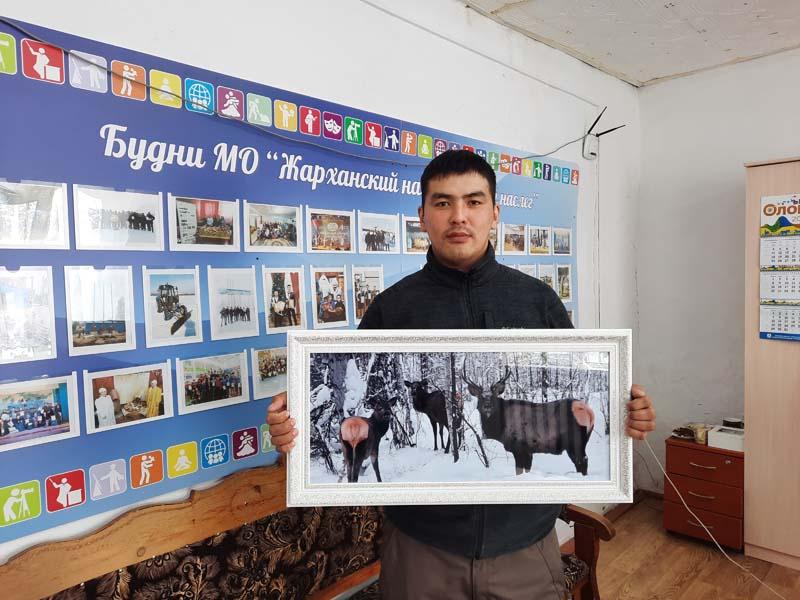 Жарханский национальный наслег - апрель 2021 года