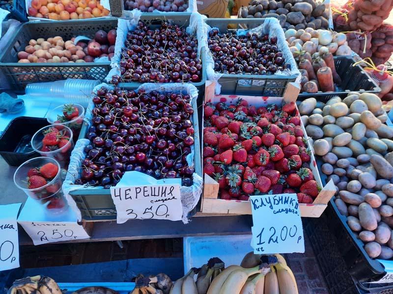 Крестьянский рынок 18.06.2021 года: Поздравления с Национальным праздником Ысыах!