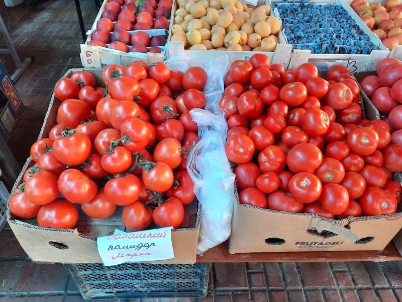Крестьянский рынок 21.07.2021 года: Появились местные дыни! Цены овощей упали!